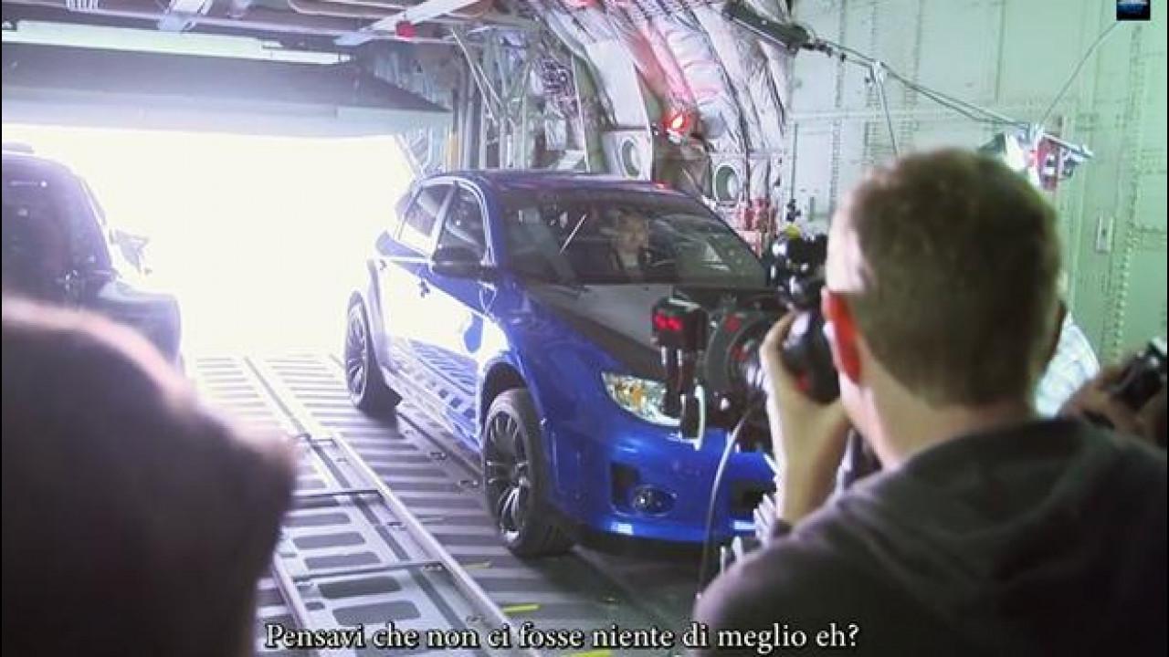[Copertina] - Fast & Furious 7, pazzesco dietro le quinte con Paul Walker! [VIDEO]