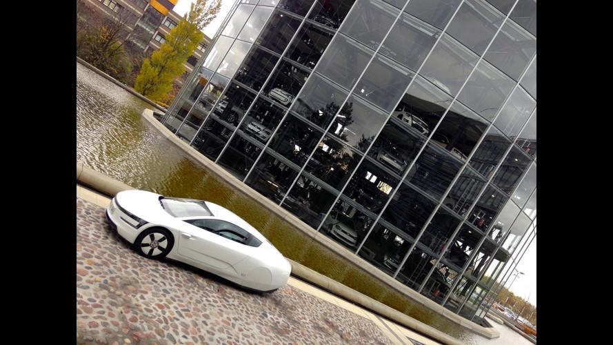 """Volkswagen XL1, cosa significa guidare una supercar """"al contrario"""""""