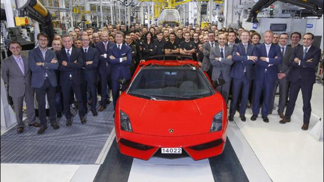[Copertina] - Lamborghini Gallardo, addio!