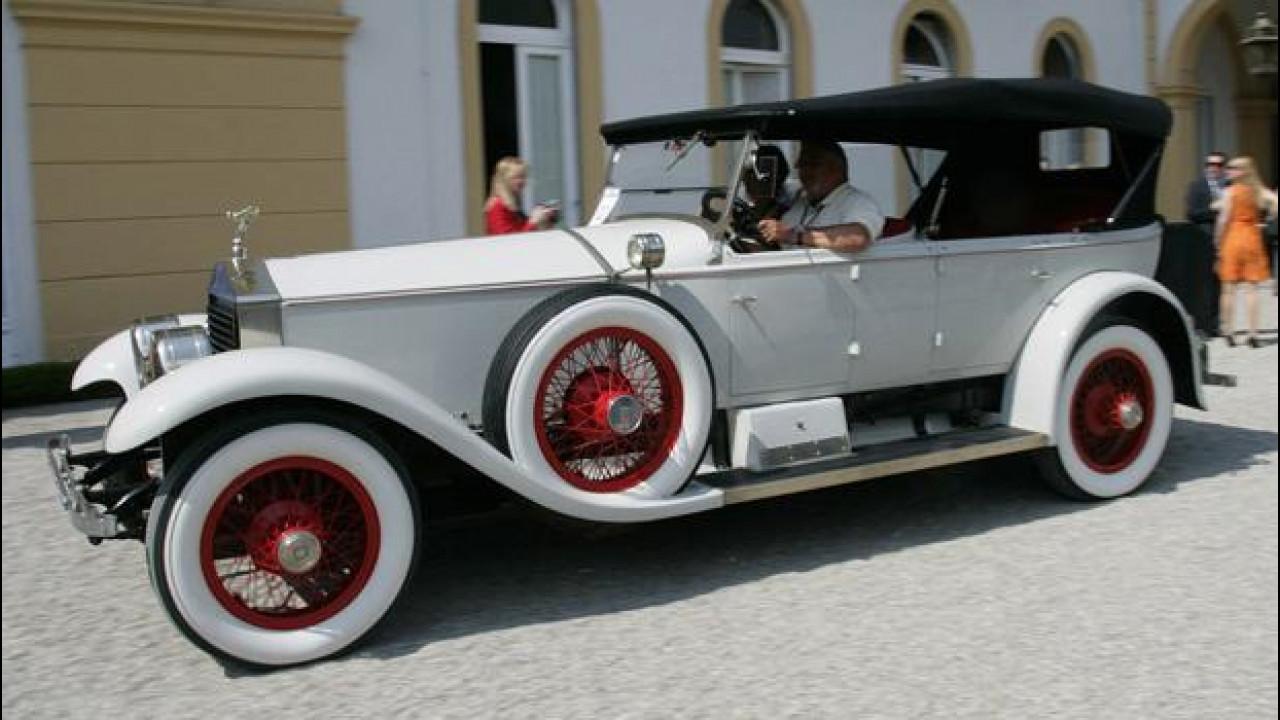 [Copertina] - Concorso d'Eleganza Villa d'Este 2014: omaggio alle Rolls-Royce