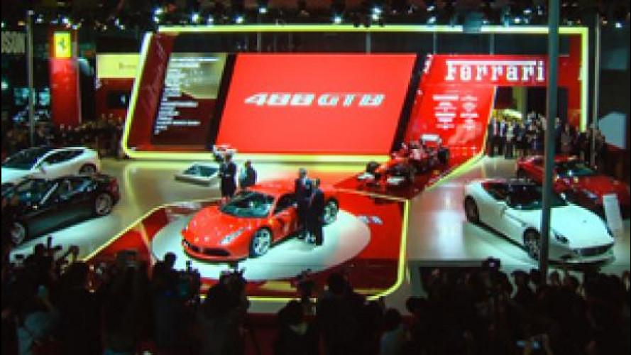 Salone di Shanghai, Ferrari conquista clienti con il China Culture Rally