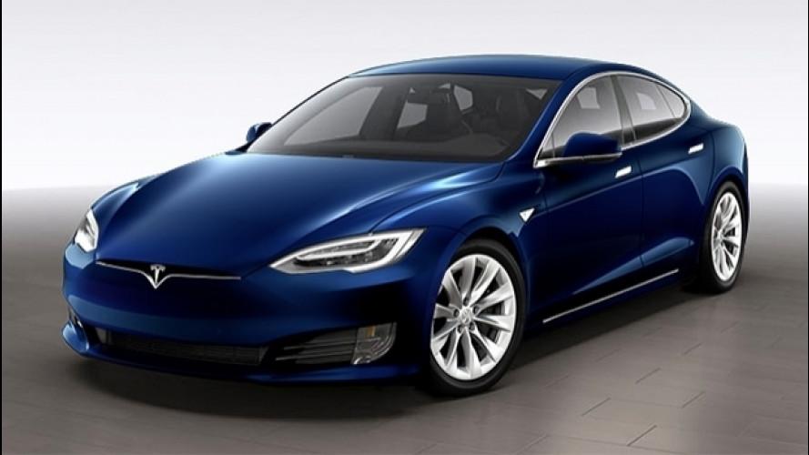 Tesla Model S, addio all'entry level da 60 kWh
