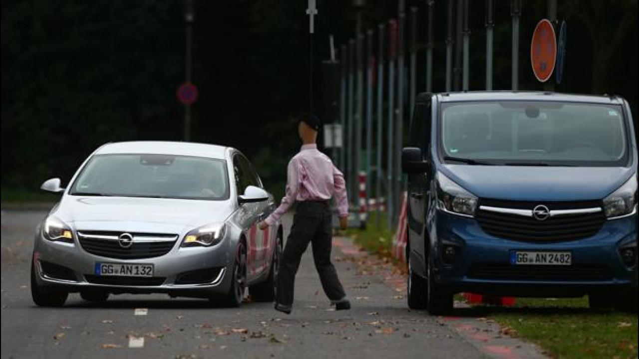 [Copertina] - Le auto che evitano gli incidenti in città