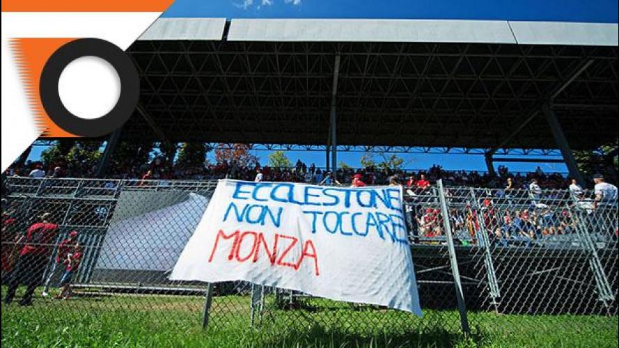 [Copertina] - GP d'Italia, Monza è salva. Forse
