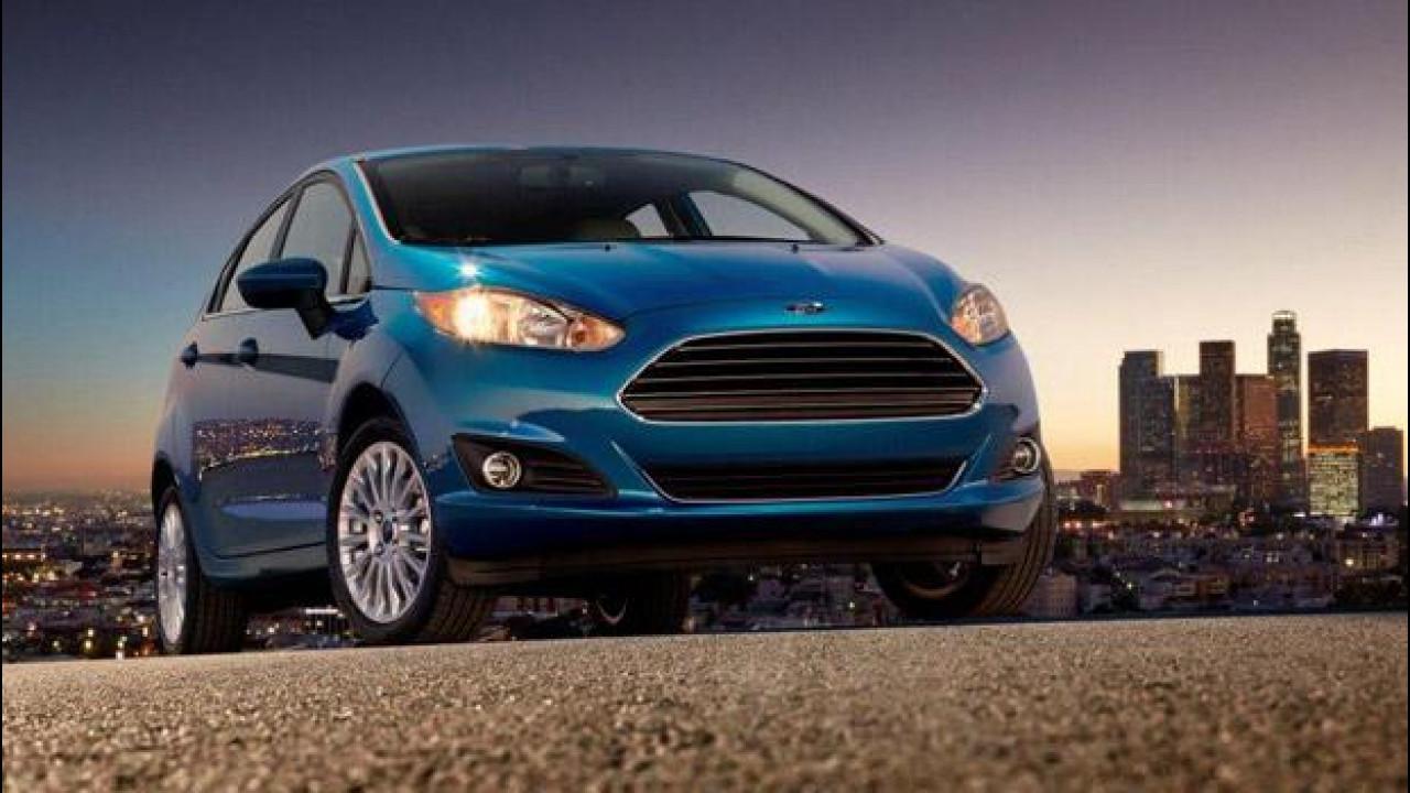 [Copertina] - Ford Fiesta 1.0 EcoBoost Powershift