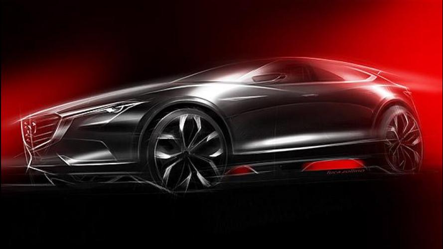 Mazda Koeru, il SUV si fa sportivo