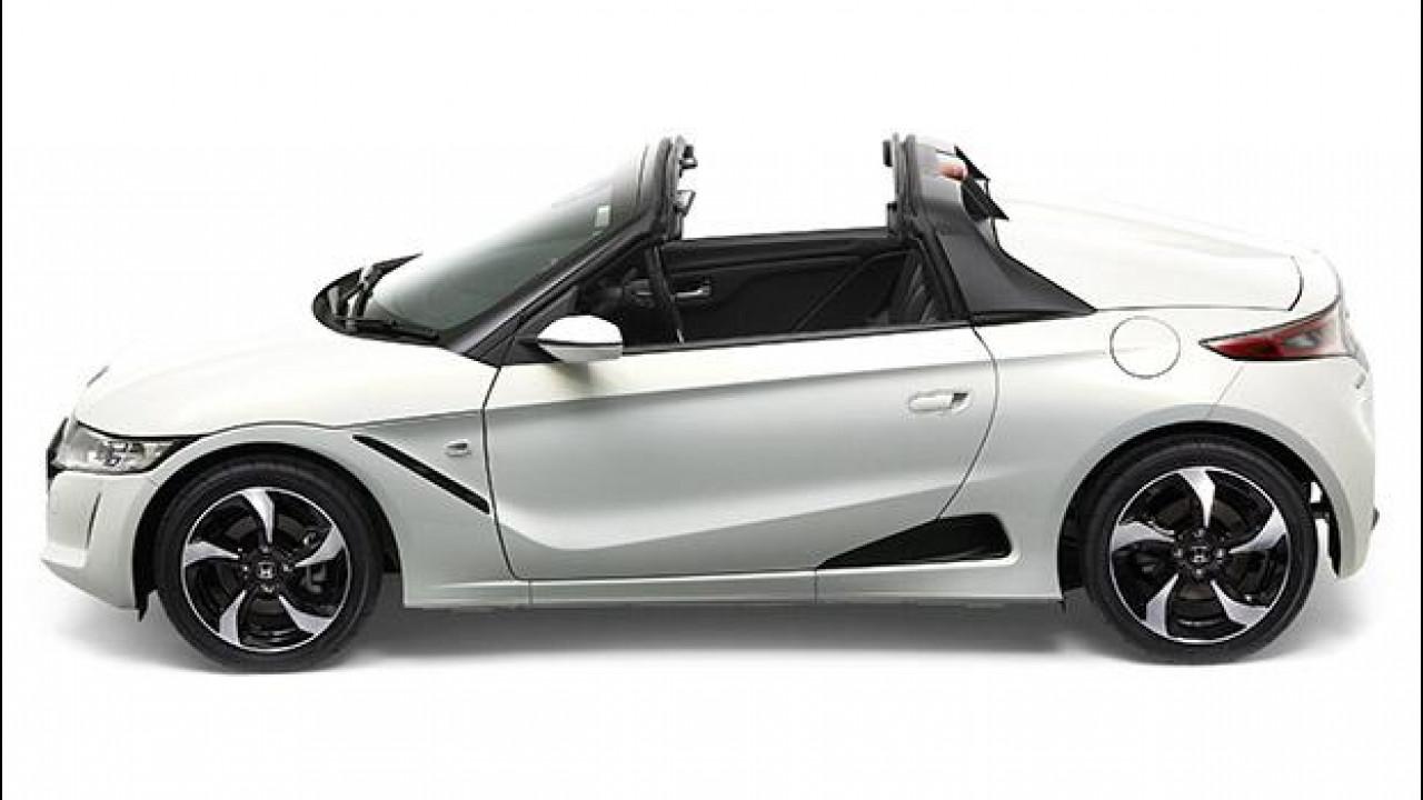[Copertina] - Honda S660, la spider tascabile