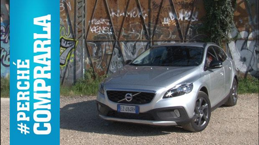 Volvo V40, perché comprarla... e perché no [VIDEO]
