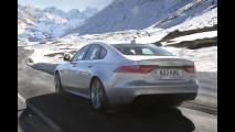 Jaguar XF diesel AWD
