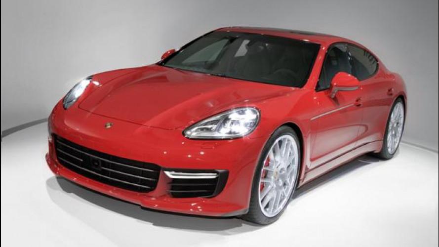 Porsche Panamera, la nuova ce la immaginiamo così