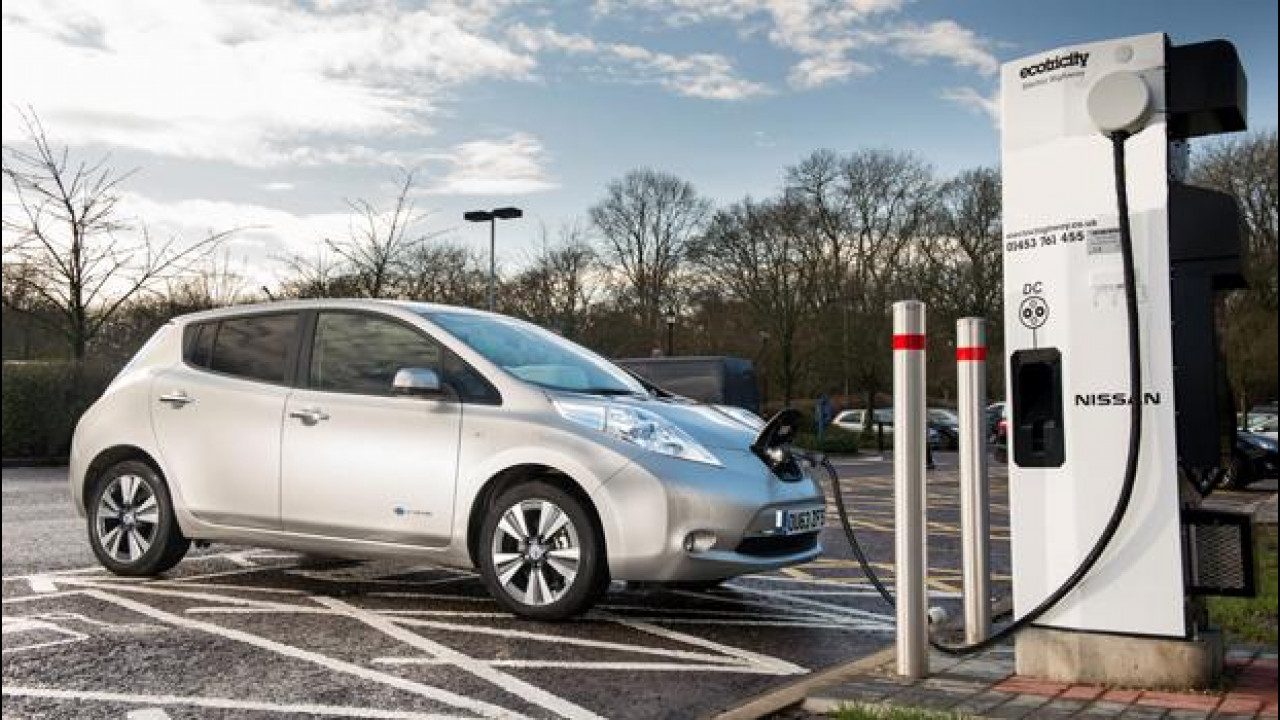 [Copertina] - Auto elettriche, in mancanza di incentivi si fanno sconti