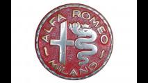 Alfa Romeo, logo 1945