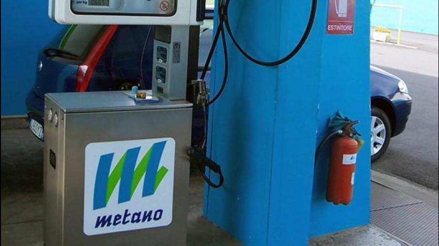 Auto a metano: le aziende iniziano a pensarci