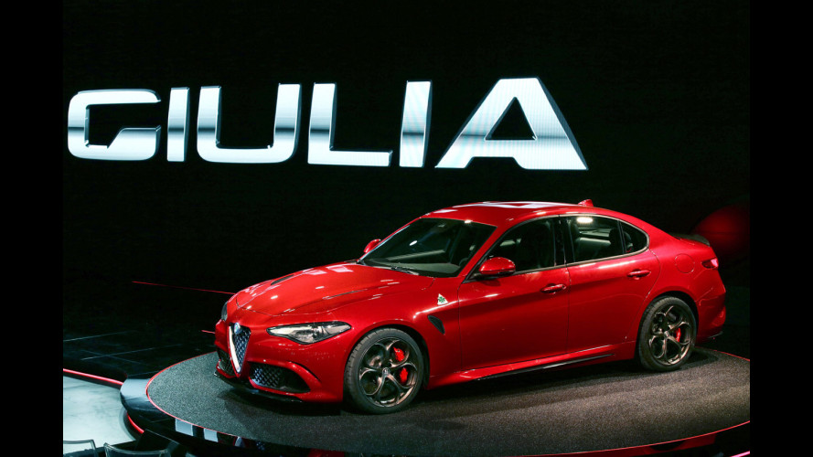 Alfa Romeo Giulia, che effetto fa vederla dal vivo [VIDEO]