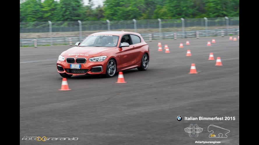 Bimmerfest, a Modena il track-day degli appassionati BMW