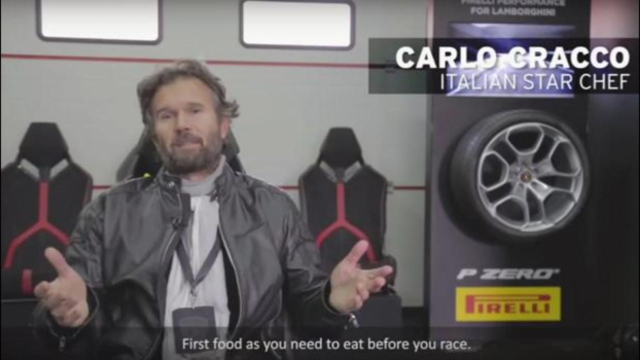 [Copertina] - Carlo Cracco: se Lamborghini si mangiasse sarebbe un piatto di pasta! [VIDEO]
