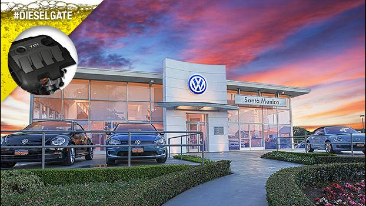 [Copertina] - Dieselgate Volkswagen, sconto fedeltà di 2.000 dollari negli USA