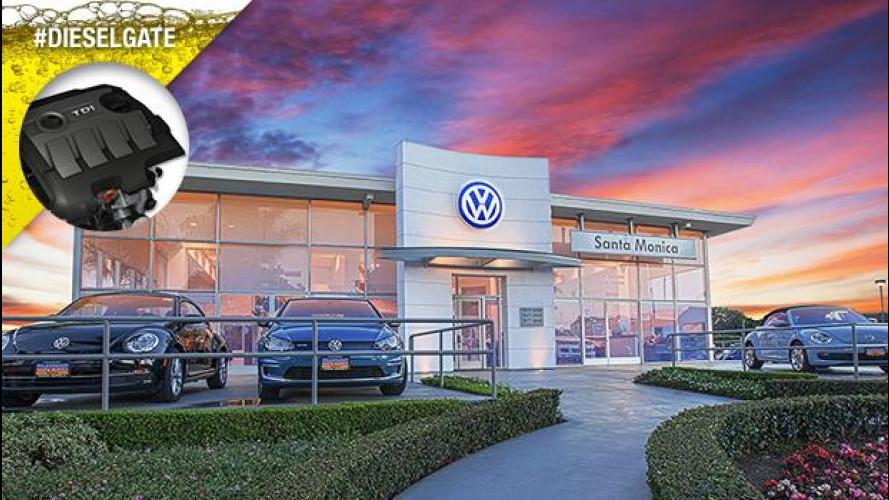 Dieselgate Volkswagen, sconto fedeltà di 2.000 dollari negli USA