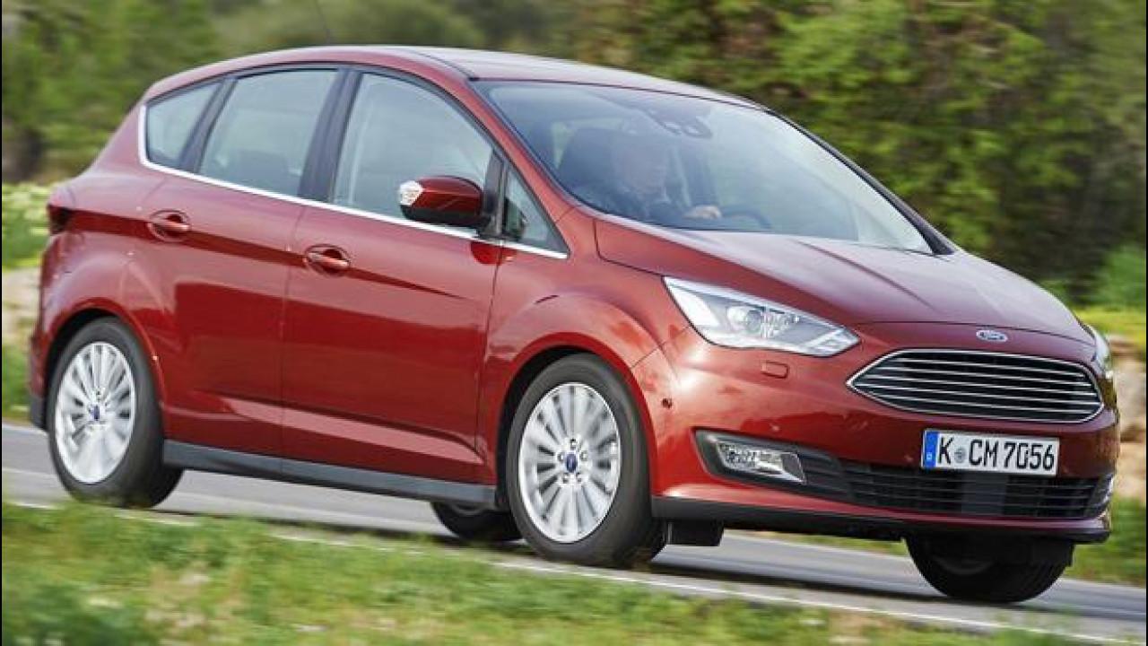 [Copertina] - Ford C-Max, tanto spazio senza rinunciare al piacere di guida