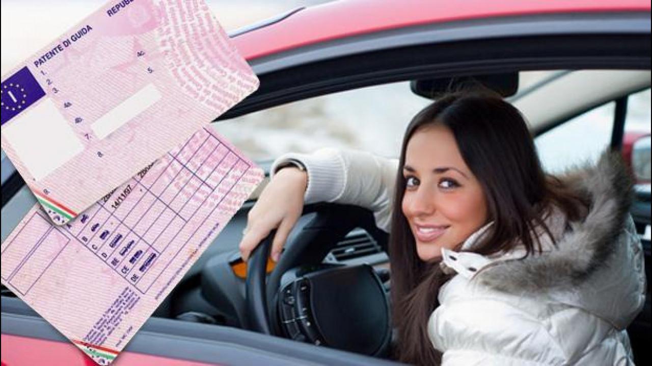 [Copertina] - Patente auto: come si rinnova con le nuove regole
