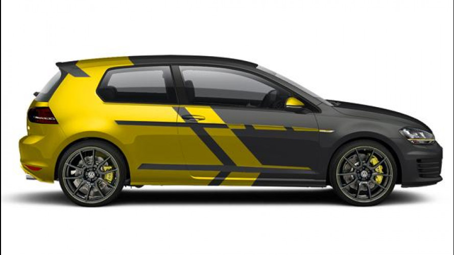 Volkswagen Wörthersee GTI 2015 project, la Golf per il