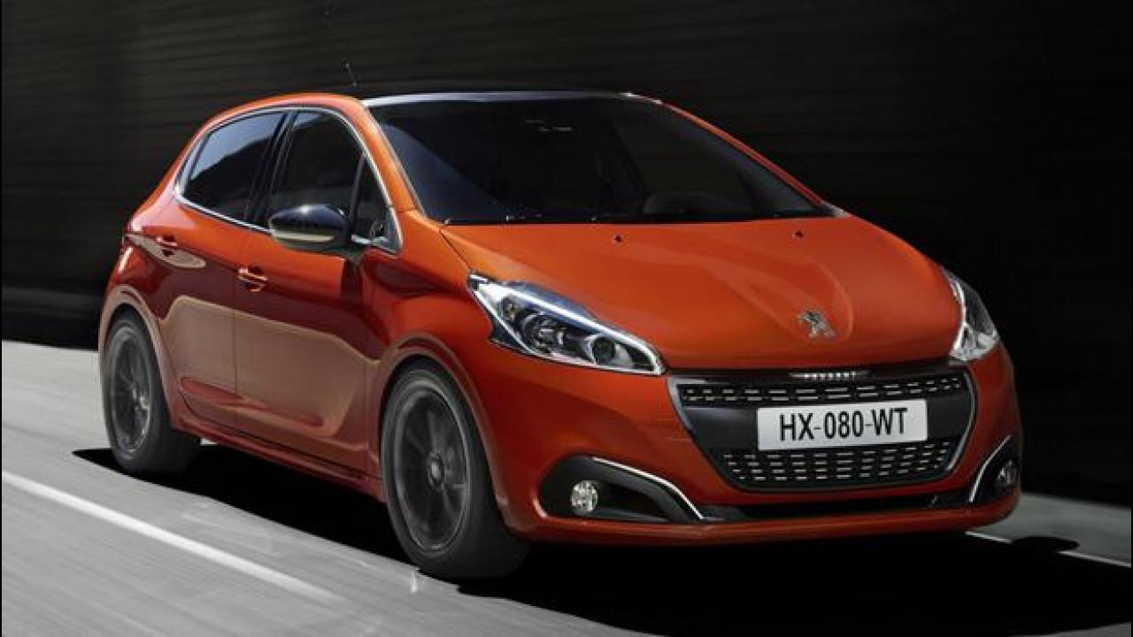 [Copertina] - Peugeot 208, un restyling tutto sostanza