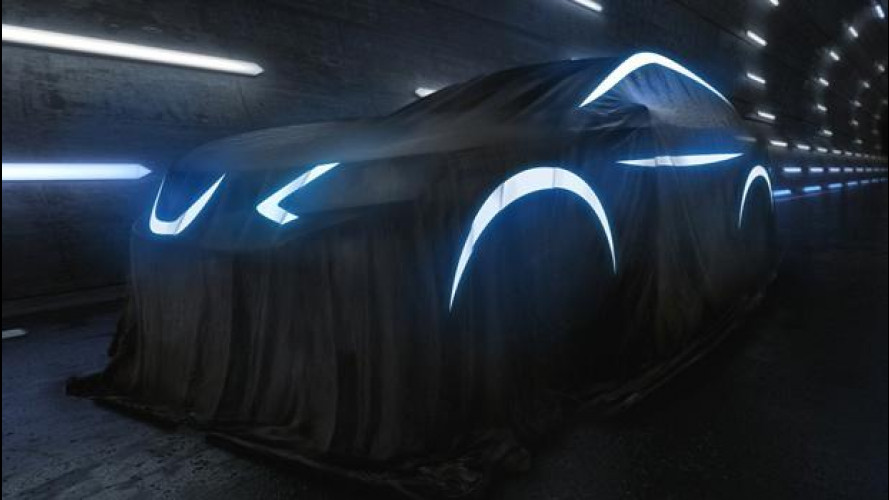 Nuovo Nissan Qashqai, il conto alla rovescia è iniziato