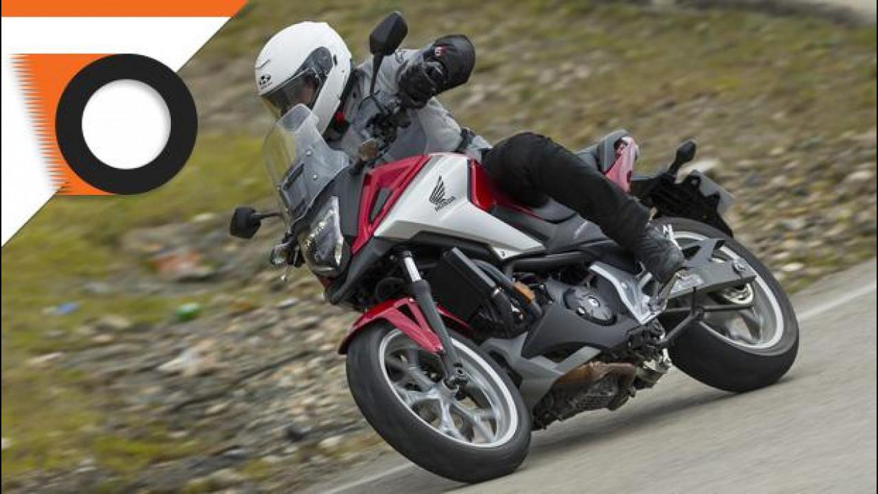 [Copertina] - Honda NC750X e Integra, le moto della settimana su OmniMoto.it