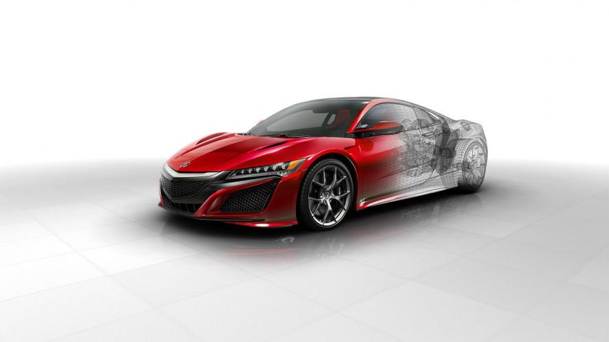 Honda NSX, tutti i segreti della supercar quadrimotore