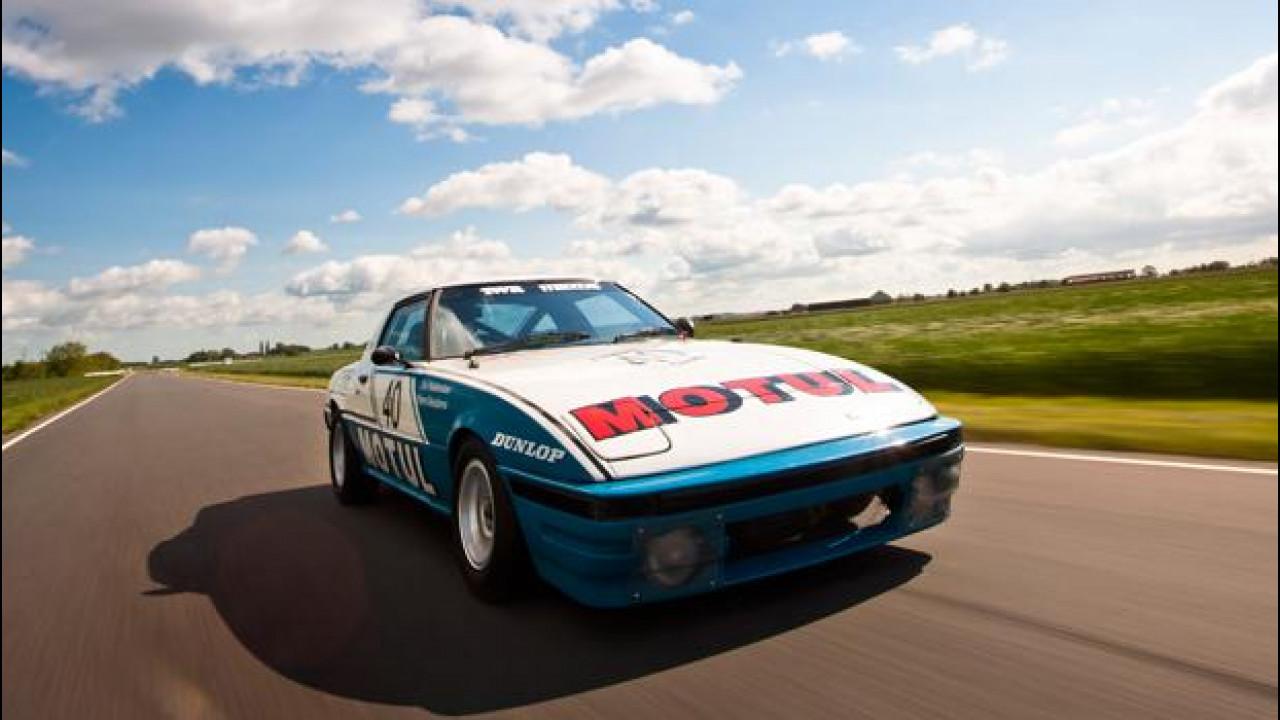 [Copertina] - Mazda, a Goodwood celebra il