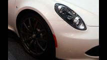 Alfa Romeo 4C Spider al Salone di Ginevra 2014