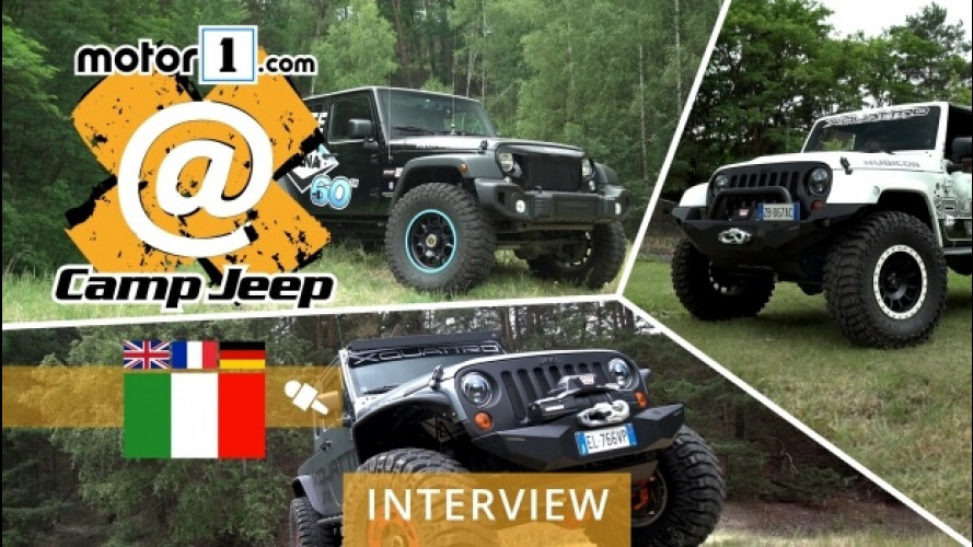Camp Jeep 2017, votate il vostro Wrangler preferito [VIDEO]
