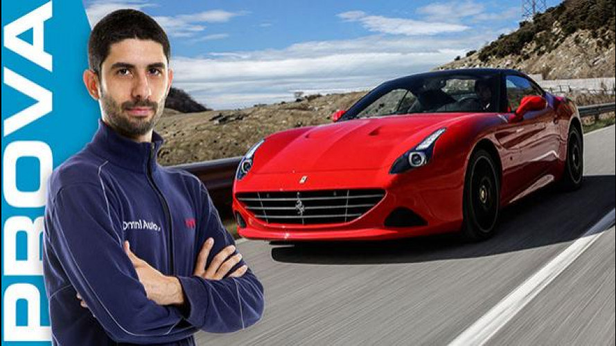 Ferrari California T, tutta da guidare [VIDEO]