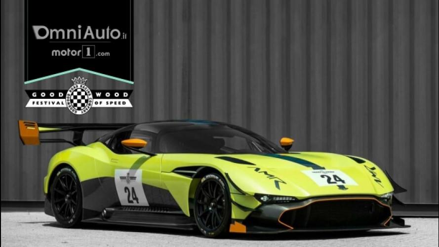 """Aston Martin Vulcan AMR Pro, una forza """"schiacciante"""""""