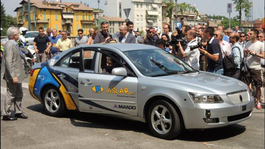 Guida autonoma, gli italiani non la vogliono