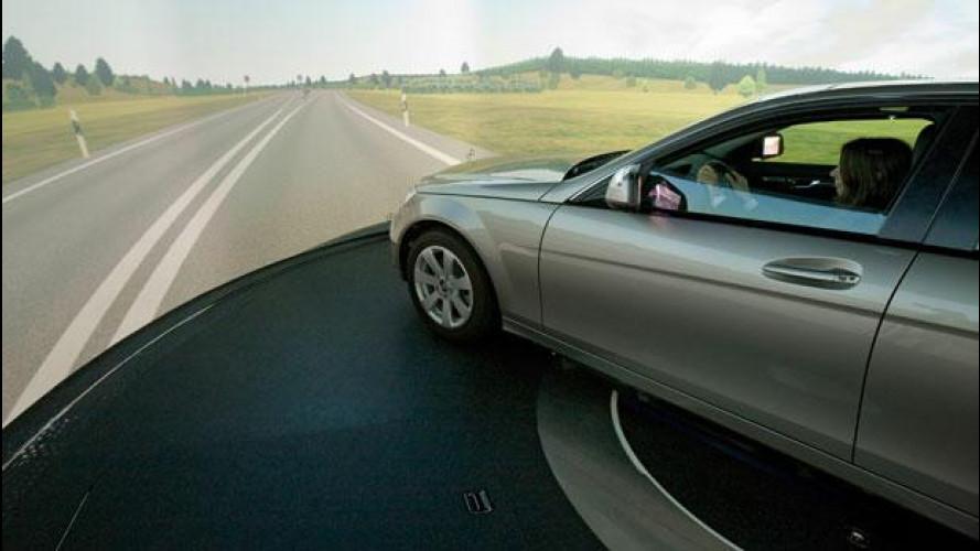 Mercedes mostra il dietro le quinte della progettazione