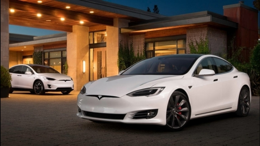 Per Tesla l'anno è iniziato con un boom di vendite