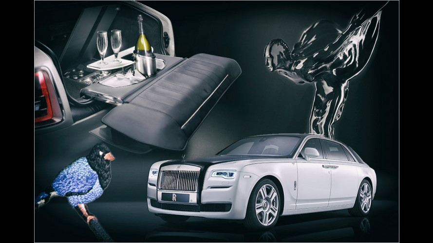 Die edelsten Rolls-Royce der Welt