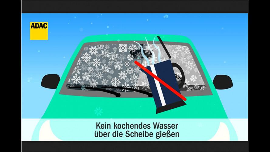 Die 10 besten Tipps fürs Autofahren im Winter