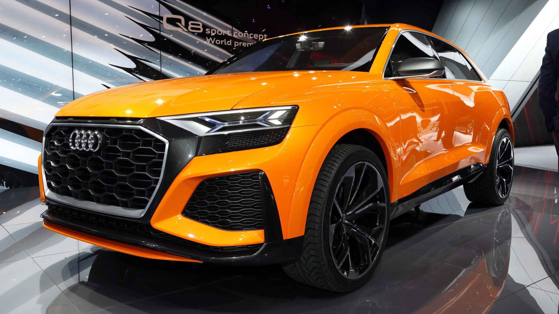 Audi Suv Models >> Audi Sport Confirms More Rs Suvs Are On The Way
