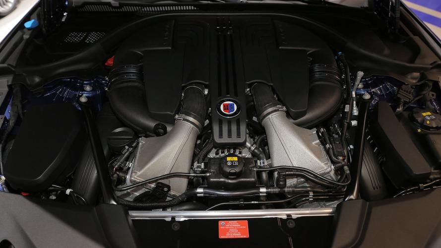 2018 Alpina B5 Bi-Turbo