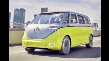 Crossover-Studie von VW