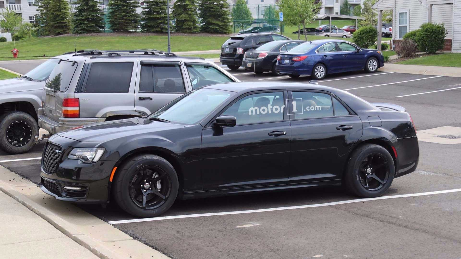 Chrysler 300 Hellcat May Not Happen After All UPDATE