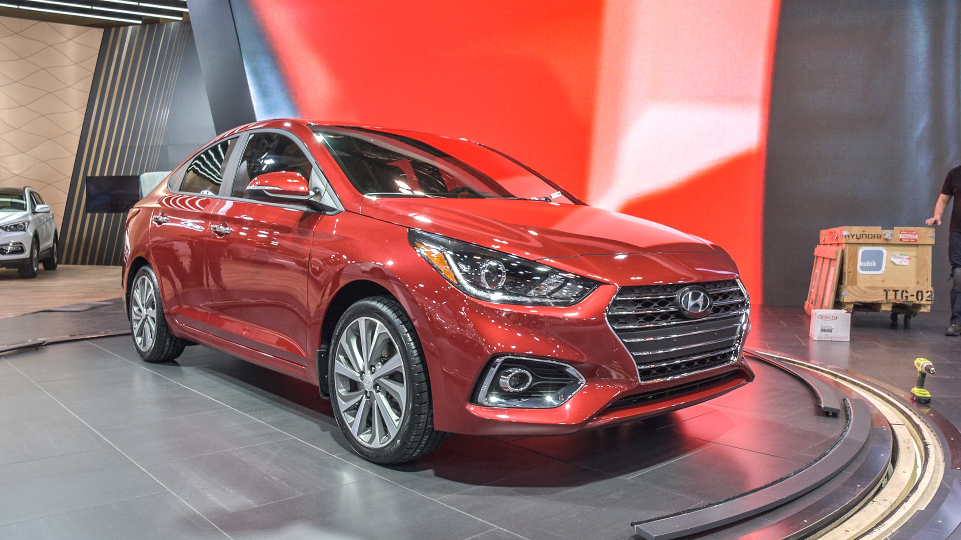 Hyundai Accent Is Bigger Quicker And Safer For 2018
