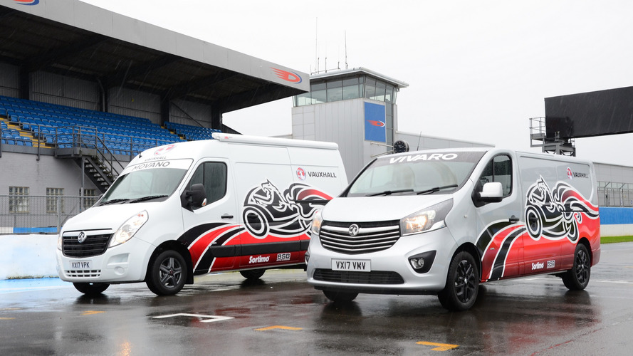 These Vauxhall Van Concepts Are Track-Ready, Sort Of