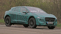 Jaguar I-Pace Spy Photos