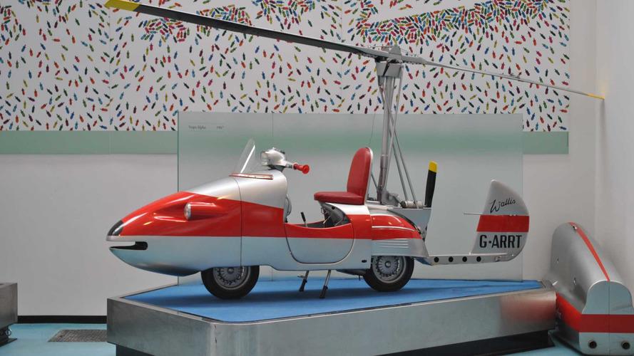 El Museo Piaggio de Pontedera, historia viva del motociclismo italiano