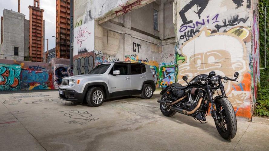 Jeep et Harley Davidson, une histoire d'amour qui dure