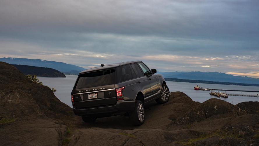 Land Rover Rules Out Seven-Seat Range Rover