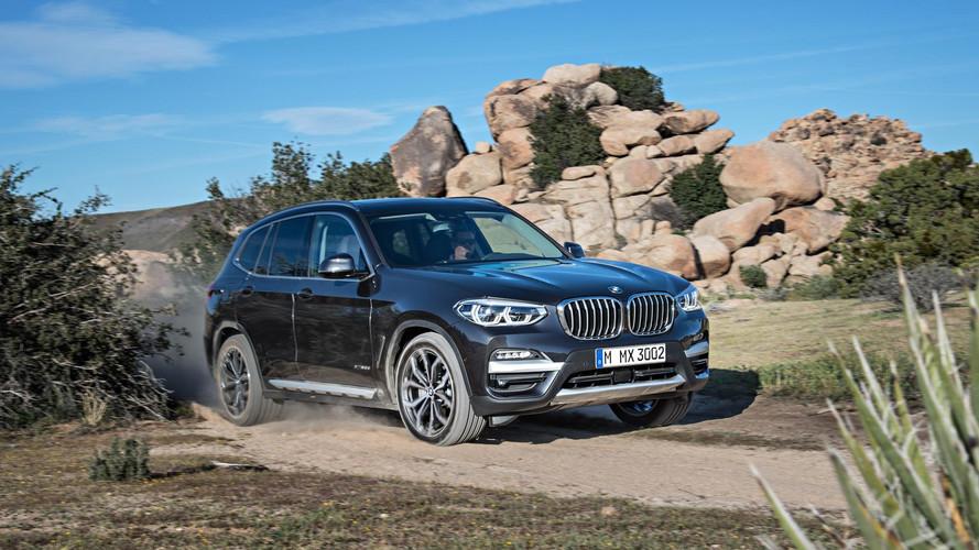 Oficial - Nova geração do BMW X3 chega ao Brasil no 1º semestre de 2018